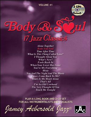 Volume 41 - Body & Soul - 2 CDS ONLY