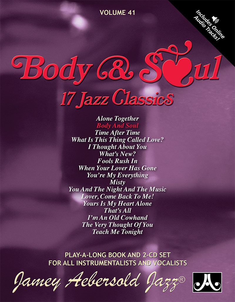 VOLUME 41 - BODY AND SOUL