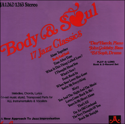 Volume 41 - Body And Soul - AUTOGRAPHED LPs