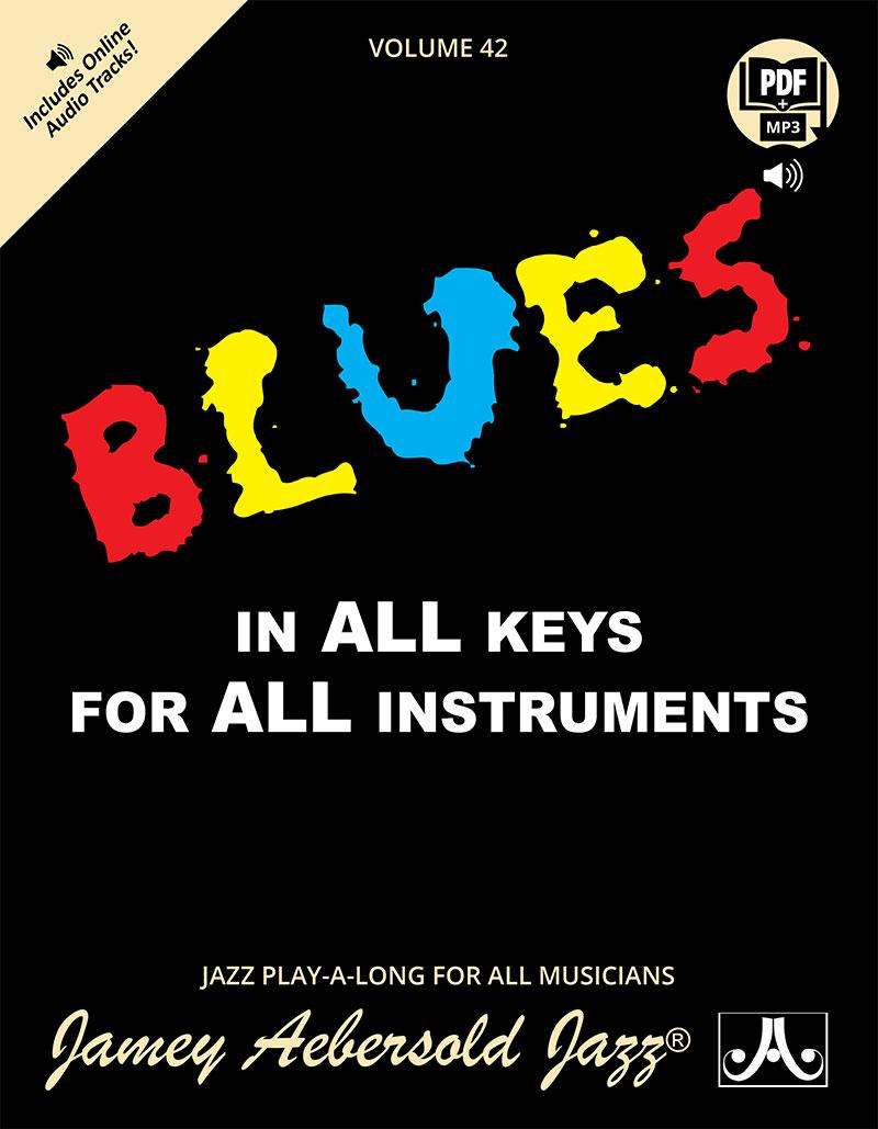 VOLUME 42 - BLUES IN ALL KEYS