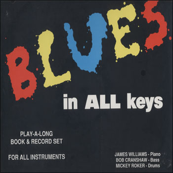 Volume 42 - Blues In All Keys - AUTOGRAPHED LP