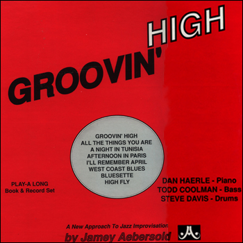 Volume 43 - Groovin' High - AUTOGRAPHED LP