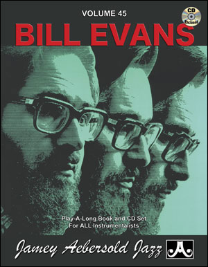 Volume 45 - Bill Evans - BOOK ONLY