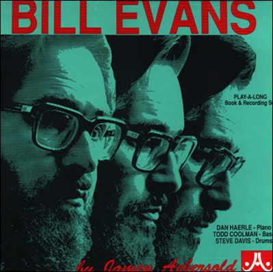 Volume 45 - Bill Evans - AUTOGRAPHED LP
