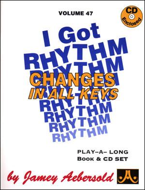 Volume 47 - I Got Rhythm - BOOK ONLY