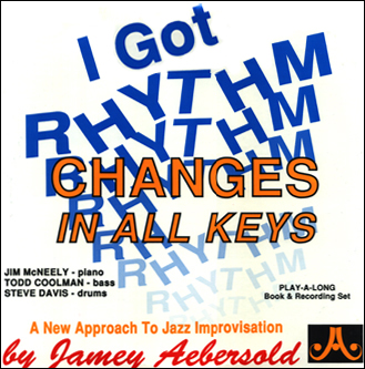 Volume 47 - I Got Rhythm - AUTOGRAPHED LP