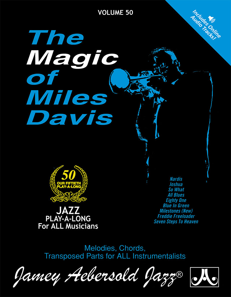 VOLUME 50 - MILES DAVIS - THE MAGIC OF MILES DAVIS