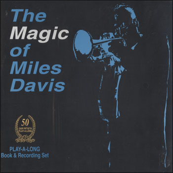 Volume 50 - The Magic Of  Miles Davis - AUTOGRAPHED LP