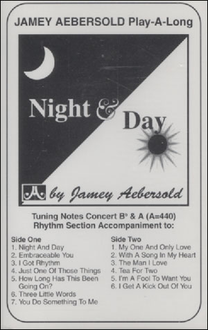 Volume 51 - Night And Day - CASSETTE ONLY