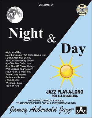 Volume 51 - Night & Day - CD ONLY