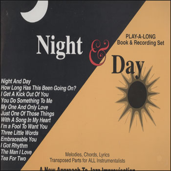 Volume 51 - Night And Day - AUTOGRAPHED LP