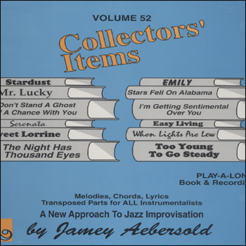 Volume 52 - Collectors' Items - AUTOGRAPHED LP