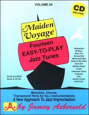 Volume 54 - Maiden Voyage - CD ONLY