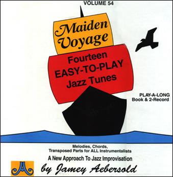 Volume 54 - Maiden Voyage - AUTOGRAPHED LP