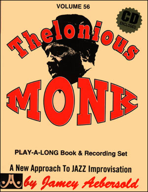 Volume 56 - Thelonious Monk - CD ONLY