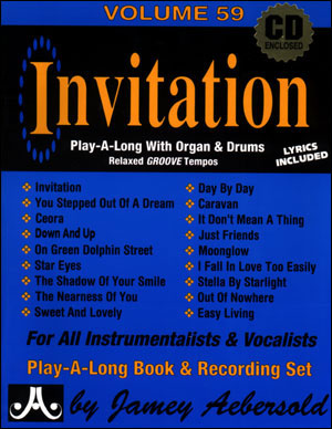 Volume 59 - Invitation - 2 CDS ONLY