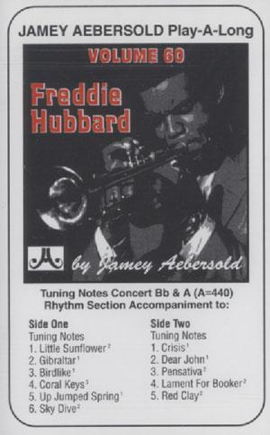 Volume 60 - Freddie Hubbard - CASSETTE ONLY