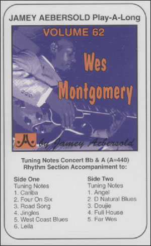 Volume 62 - Wes Montgomery - CASSETTE ONLY