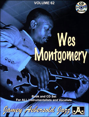Volume 62 - Wes Montgomery - CD ONLY