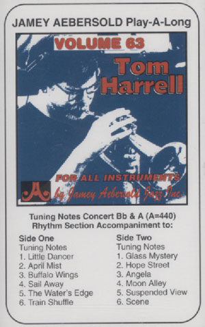 Volume 63 - Tom Harrell - CASSETTE ONLY