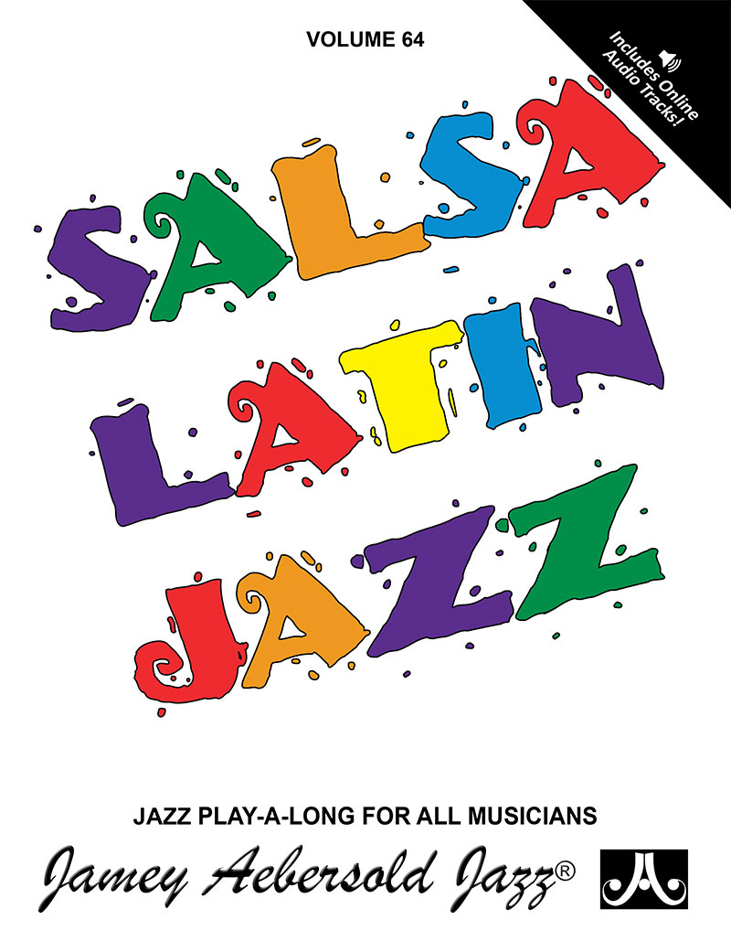 VOLUME 64 - SALSA/LATIN JAZZ