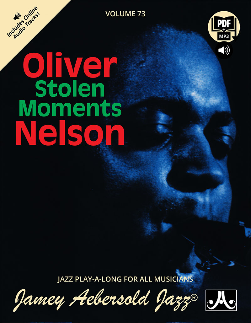 VOLUME 73 - OLIVER NELSON - STOLEN MOMENTS