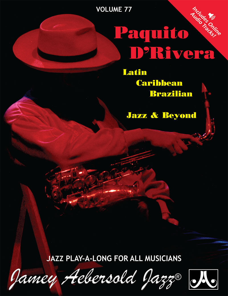 VOLUME 77 - PAQUITO D' RIVERA