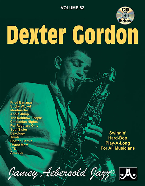 VOLUME 82 - DEXTER GORDON