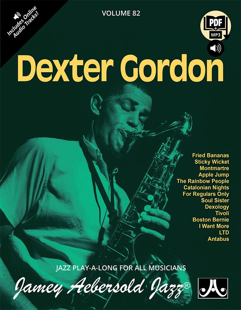 VOLUME 82 - DEXTER GORDON