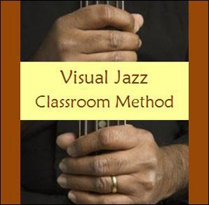 Visual Jazz Classroom Methods CD-ROM