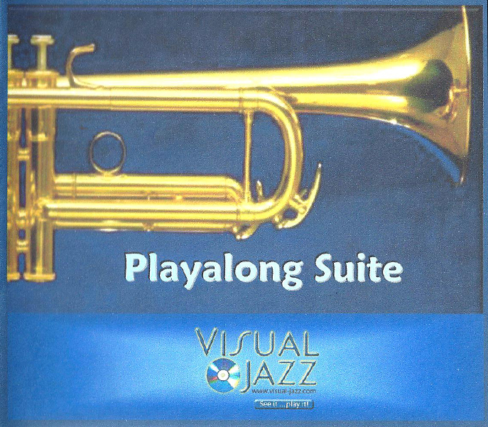 Visual Jazz Play-Along Suite