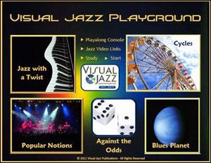Visual Jazz - Playground - DVD
