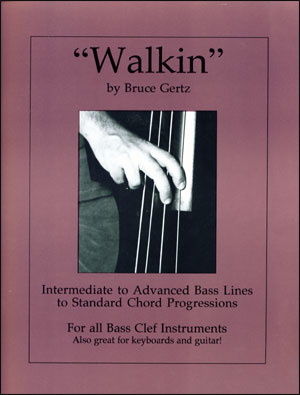 Walkin' - Book/Online Audio