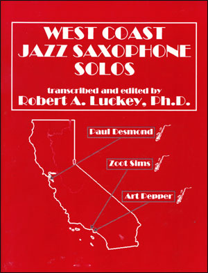 West Coast Jazz Sax Solos