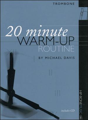 20 Minute Warm-up Routine - Trombone