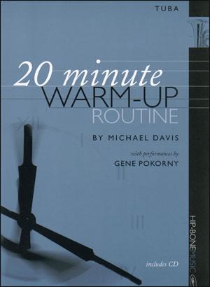 20 Minute Warm-up Routine - Tuba