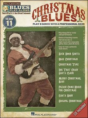 Christmas Blues - Blues Play-Along Volume 11