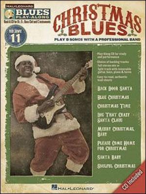 Christmas Blues - Blues Play-Along Volume 11