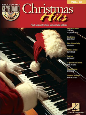 Christmas Hits - Keyboard Play-Along