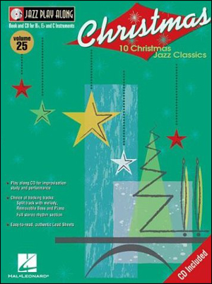 Christmas Jazz - 10 Christmas Jazz Classics - Play-Along