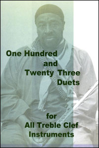 123 Duets - By Yusef Lateef