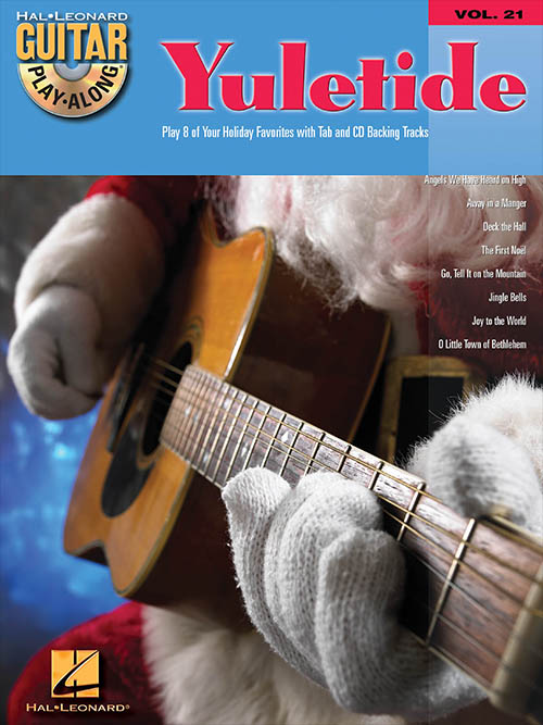 Yuletide - Guitar Play-Along