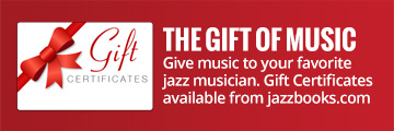 Jamey Aebersold Jazz Gift Certificates