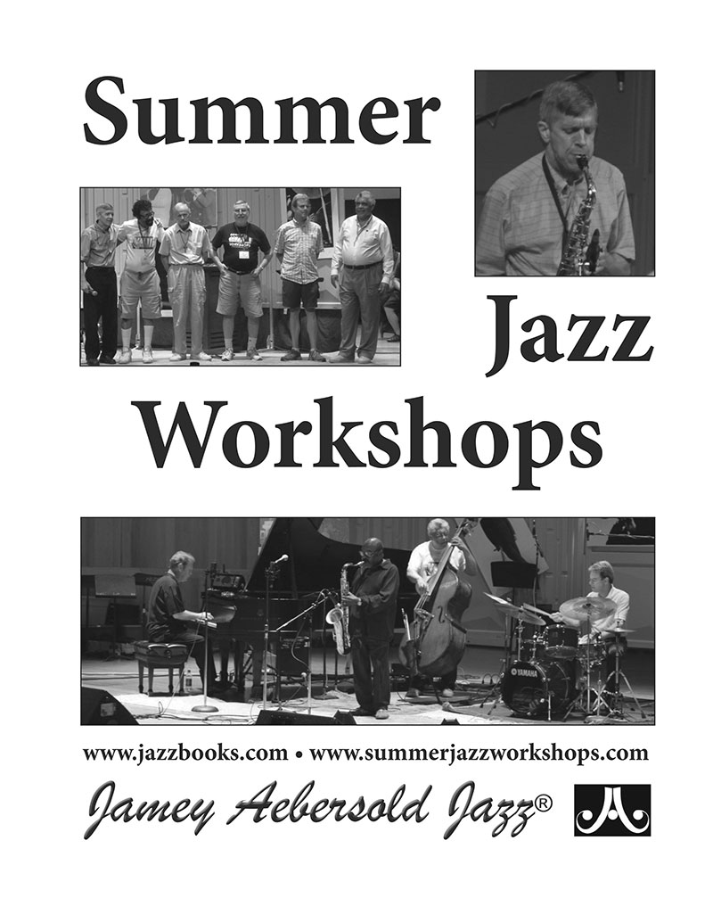 Jamey Aebersold Summer Jazz Workshops Whitebook