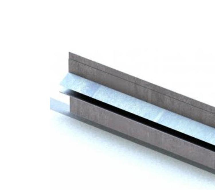 7/8 in x 10 ft CEMCO M-Slide Expansion Joint at J & B Materials