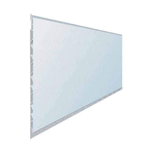 1/2 in x 16 in x 16 ft TRUSSCORE PVC Liner Wall and Ceiling Panel