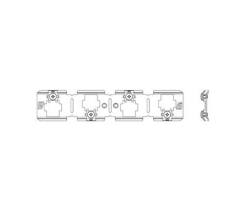 4 in USG Compasso Splice Plate
