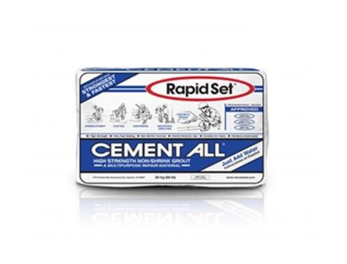CTS Cement Rapid Set Cement All - 55 lb