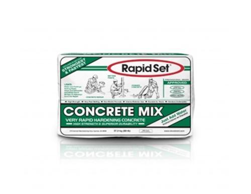 CTS Cement Rapid Set Concrete Mix - 60 lb