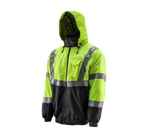LIFT Safety Hi-Viz Bomber Jacket
